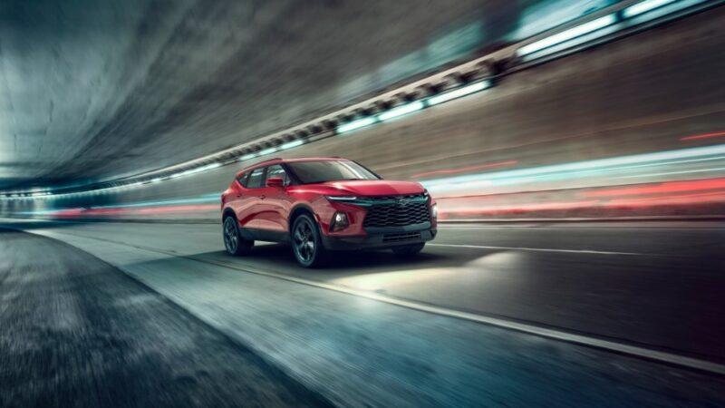 Chevrolet Blazer del 2021, un Camaro hecho SUV