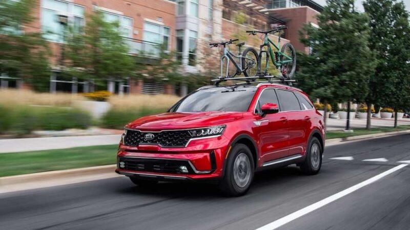 Kia Sorento Hybrid EX del 2021, un SUV que seduce