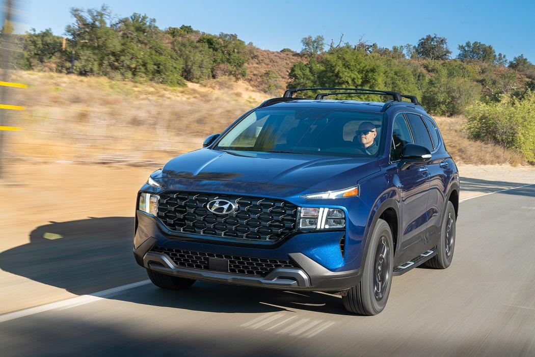 Hyundai anunció la incorporación de la Santa Fe XRT del 2022