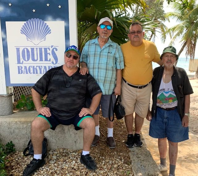 All Jimmy Buffet Fans Know Louie's Backyard...