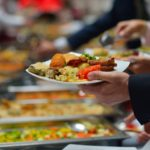 Caterer, Food Station