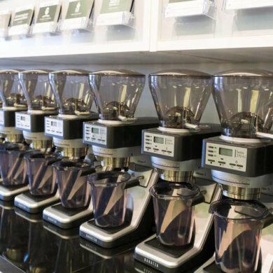 espressotec roaster central Baratza Sette270Wi grinders