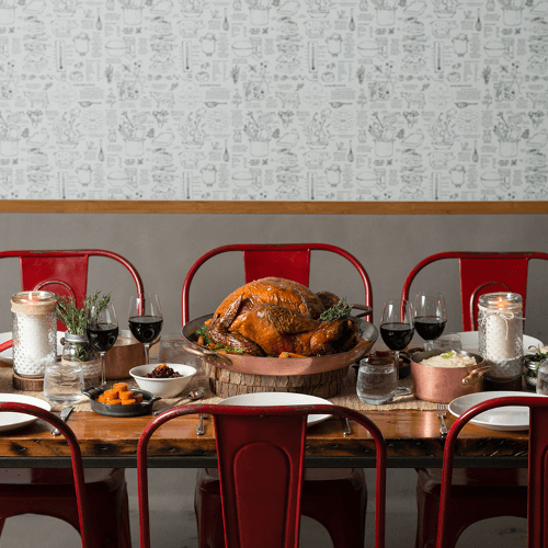 vancouver restaurants to feast at for thanksgiving dinner