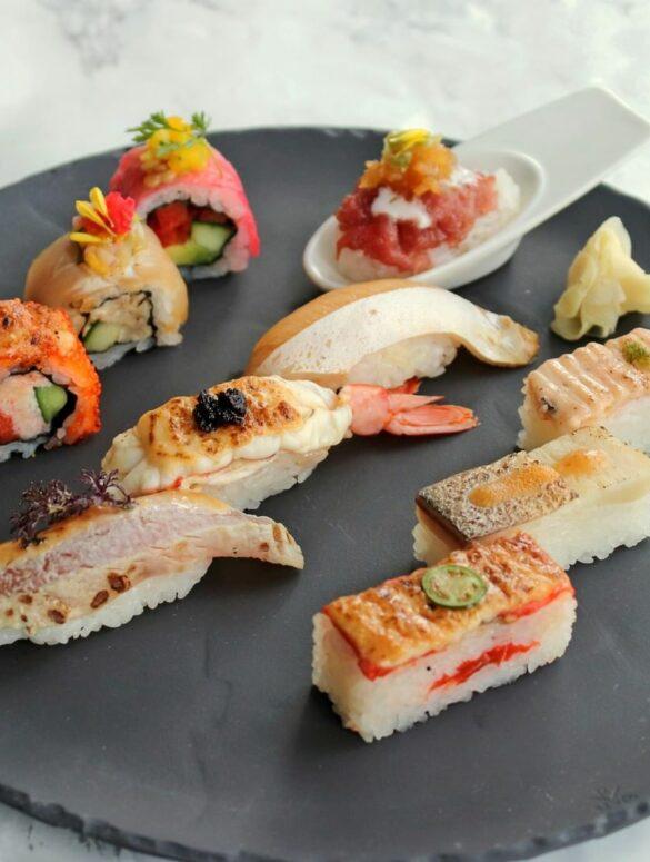 Miku Sushi Vancouver