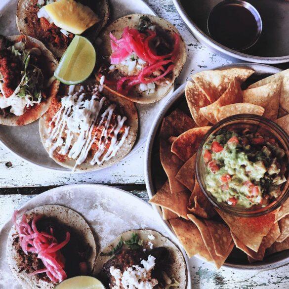 best tacos vancouver la tacqueria