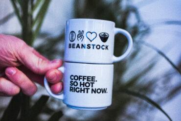Beanstock Festival Cups