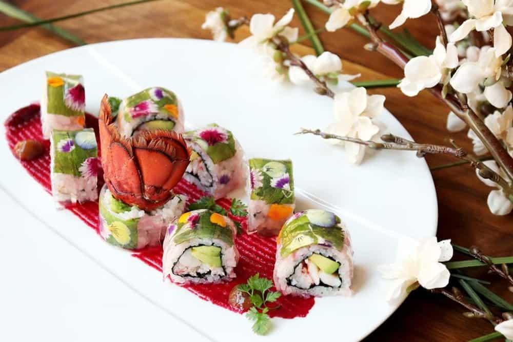 Minami Sakura Lobster Roll
