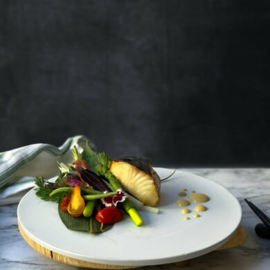 Minami Dish hookedcookbook