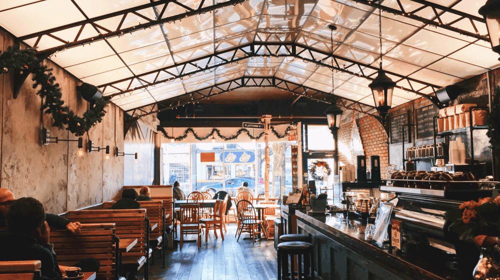 Platform7 interior
