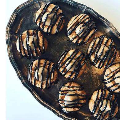 Vegan Paleo shortbread