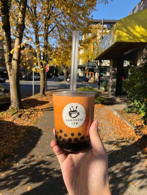 baroness thai tea