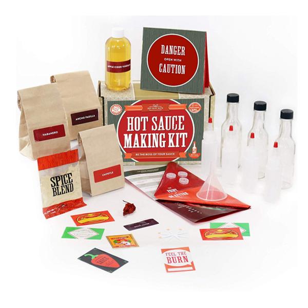 sauce making kit