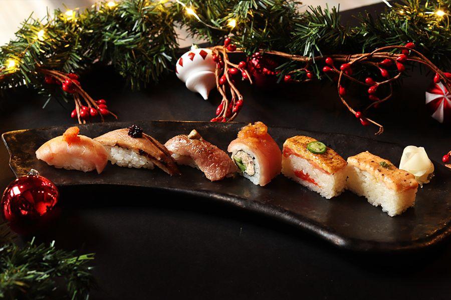Minami holiday shokai sushi