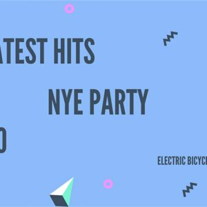 electric bicycle brewing NYE party
