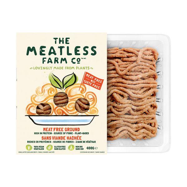 meatless ground compressor