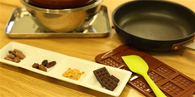 chocolate making workshop nikkei museum