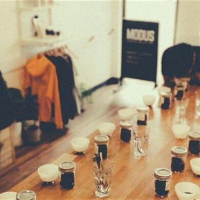 coffee tasting modus