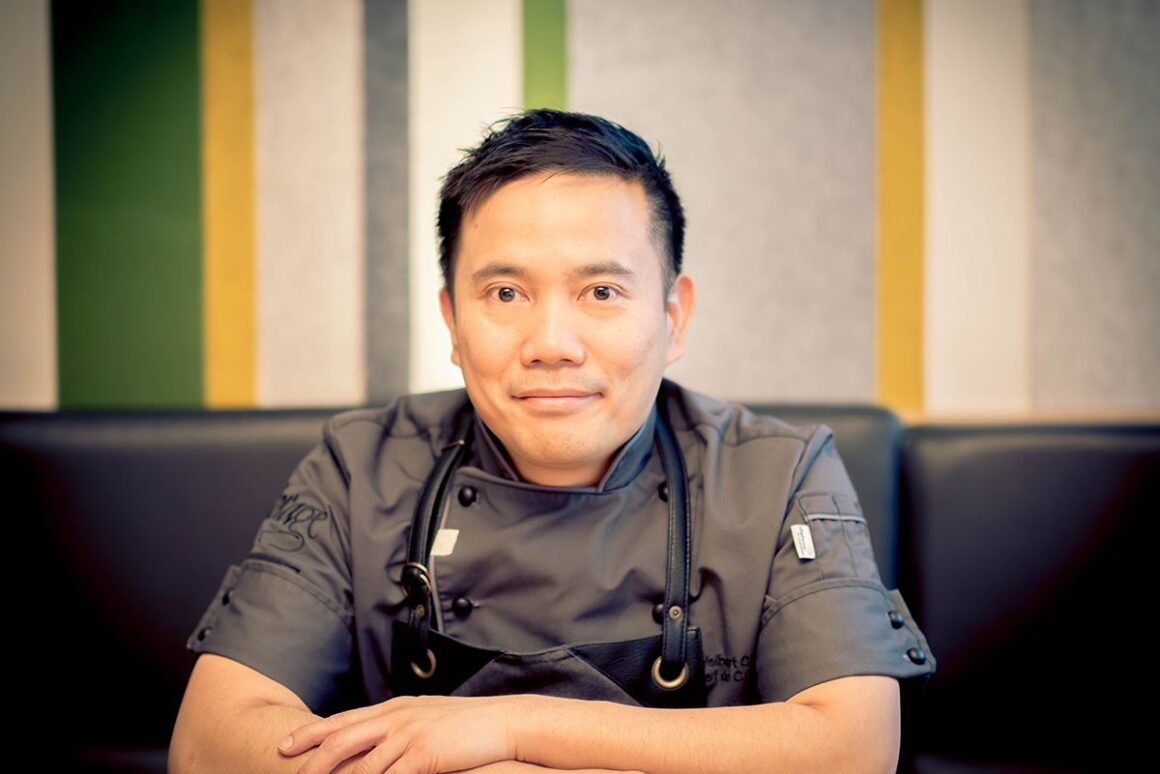 Forage Chef Welbert Choi compressor