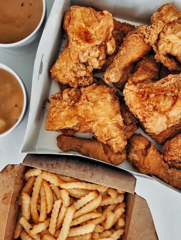 Churchs chicken best late night vancouver restaurants photo sk foodoholic