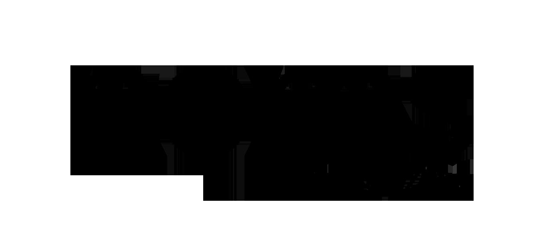 Noms logo black website header