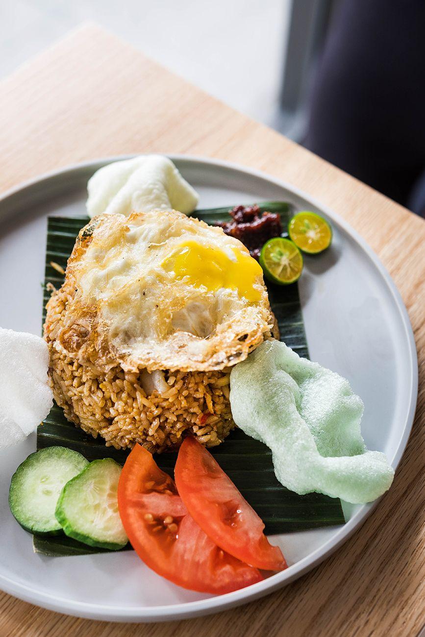 potluck hawker eatery nasi goreng compressor