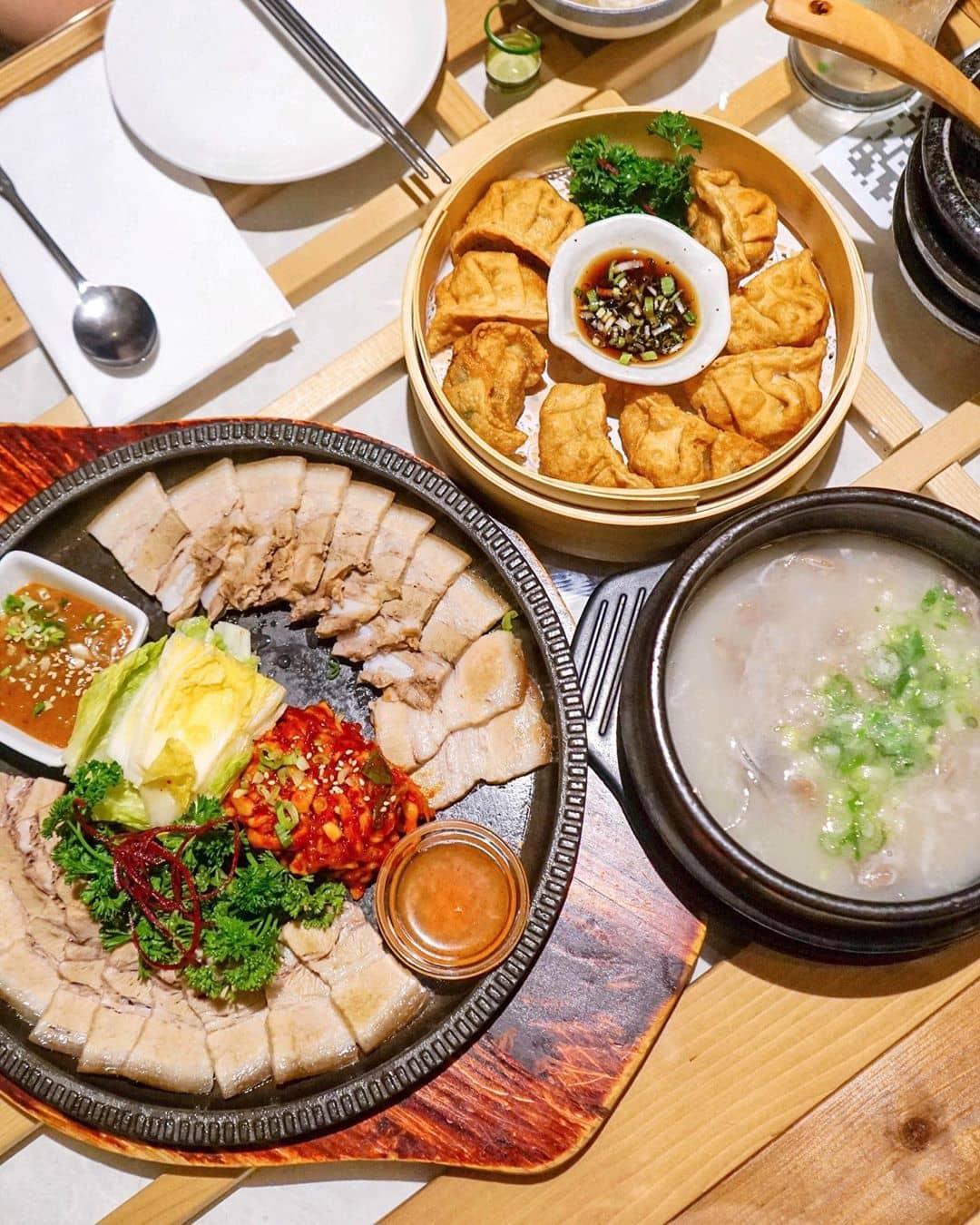Best Korean Food in Vancouver sohyang