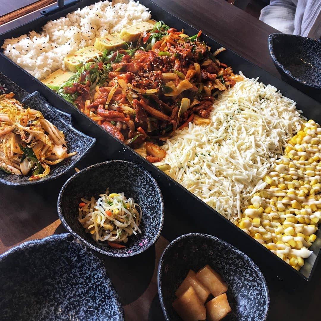 Best Korean Food in Vancouver sooda