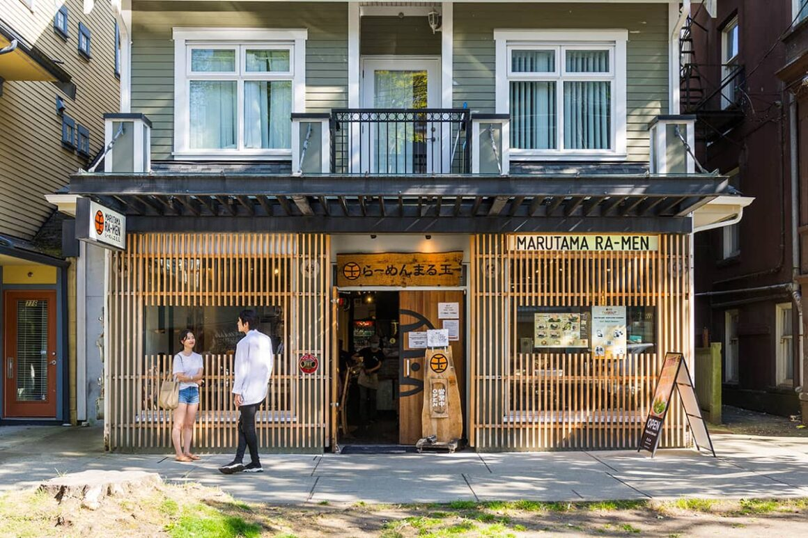 Neighbourhood Guidebook restaurants