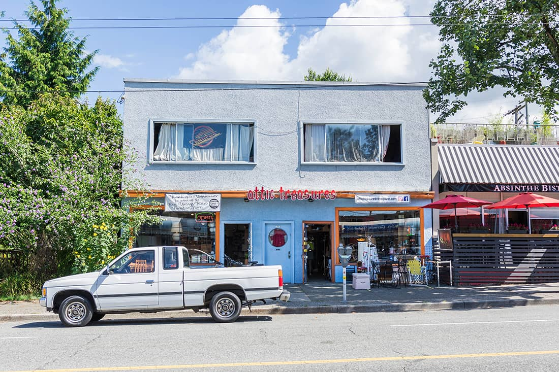 Noms Mag commercial drive neighbourhood guidebook 9