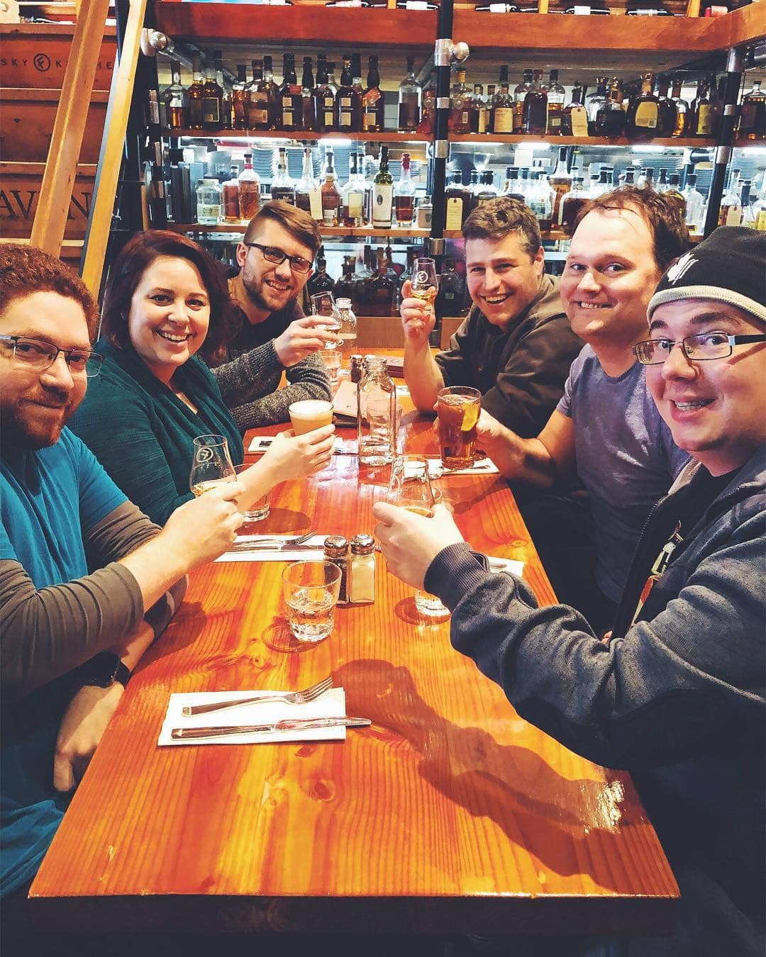 Noms Mag commercial drive neighbourhood guidebook fets whisky kitchen