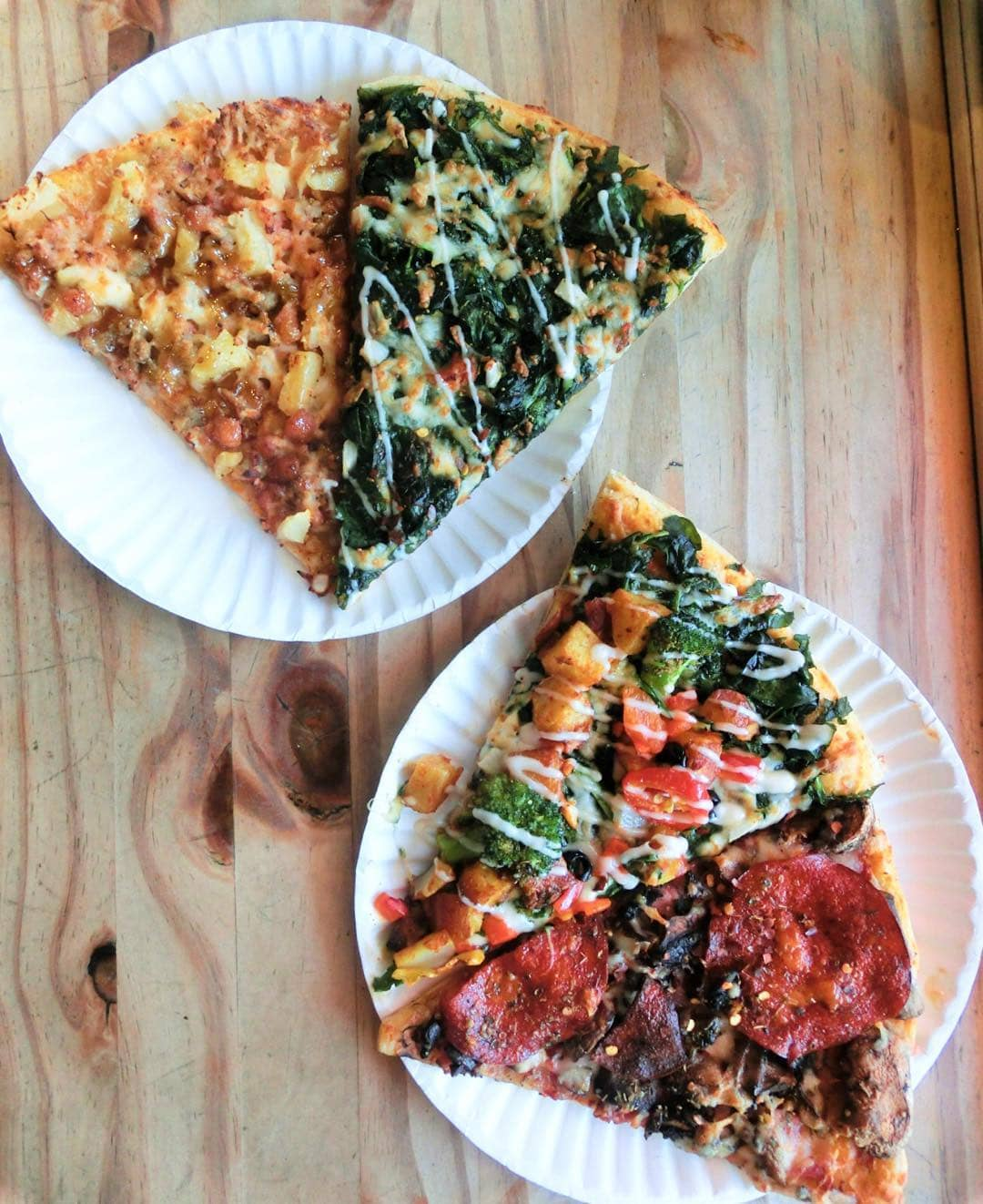 Noms Mag commercial drive neighbourhood guidebook fire pizza