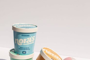 Noras Ice Cream pints shot 2