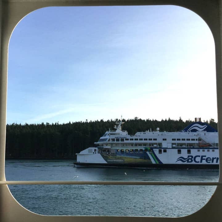 Victoria to Vancover bc ferry