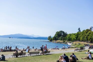 best beaches in vancouver english bay