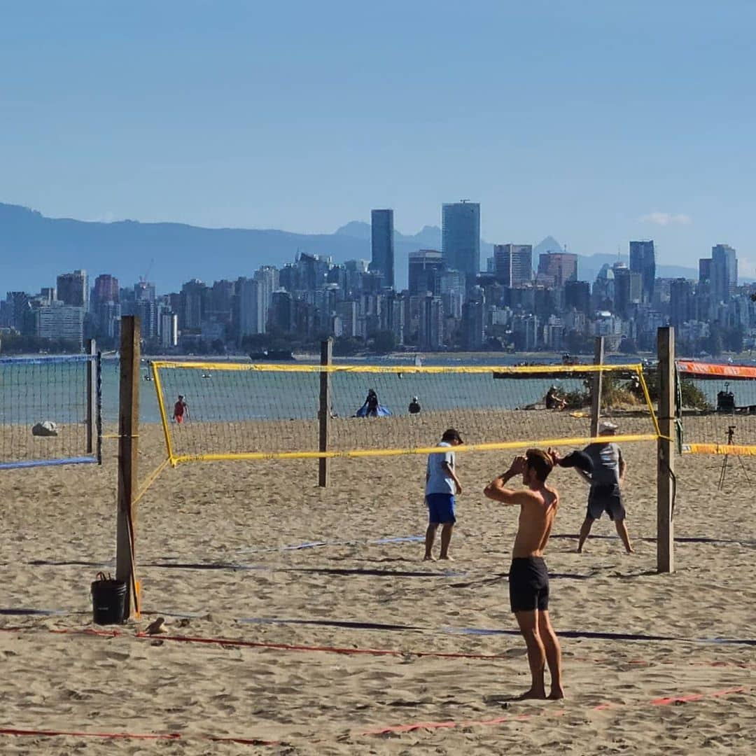 best beaches in vancouver spanish banks