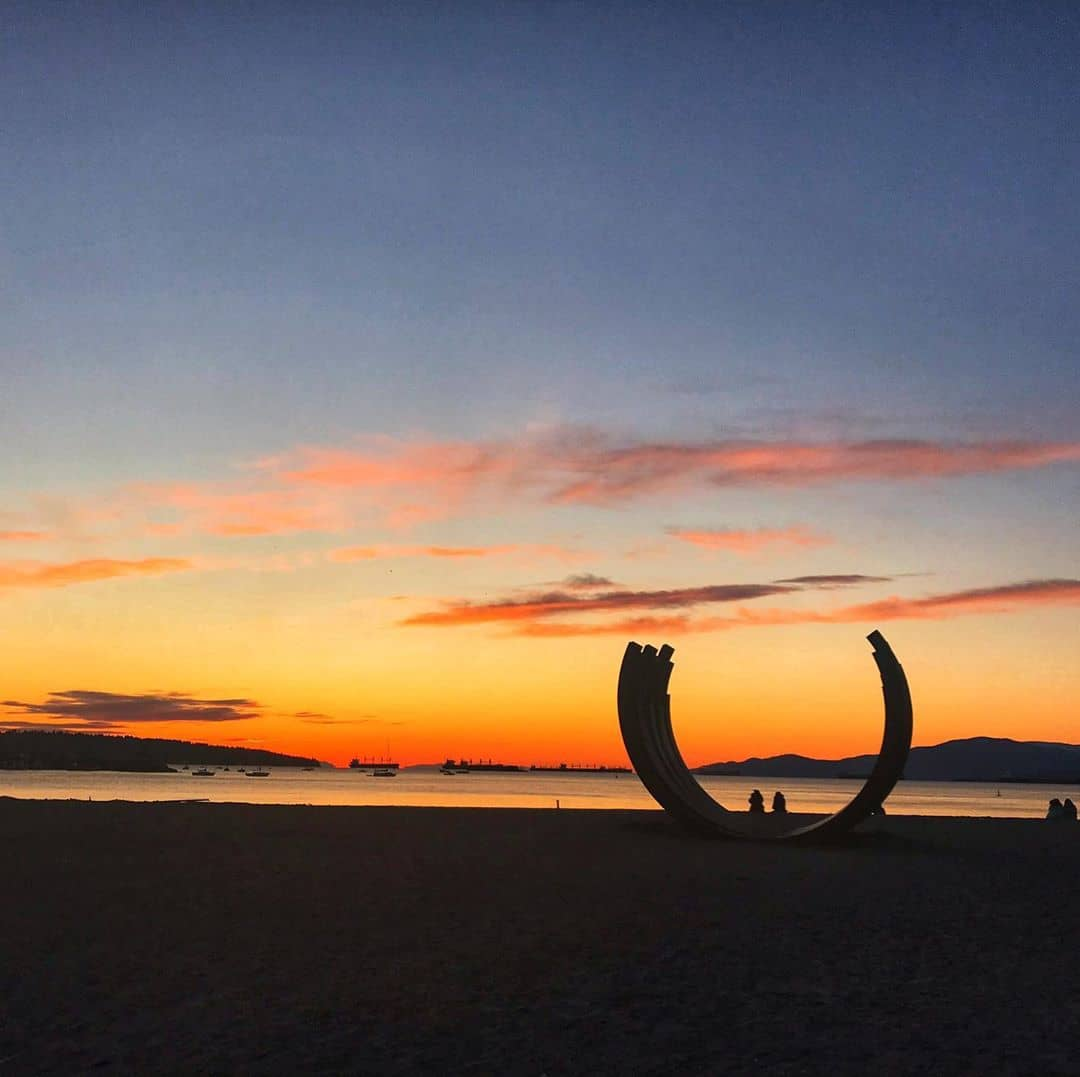 best beaches in vancouver sunset beach