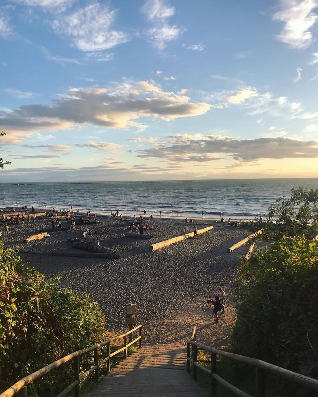 best beaches in vancouver wreck beach