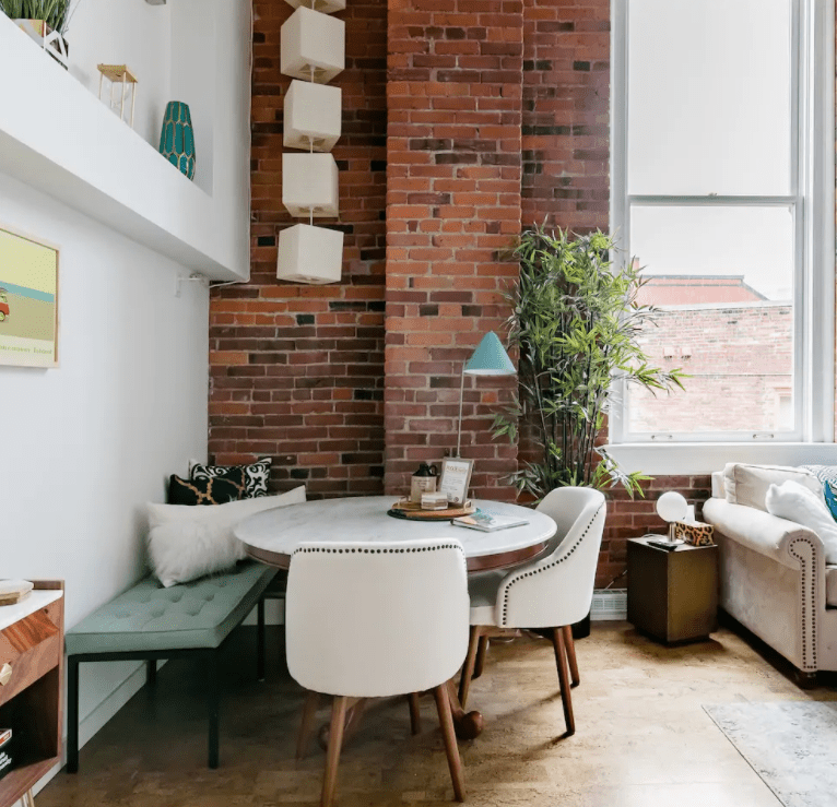 cool and best airbnbs in Victoria chic heritage loft