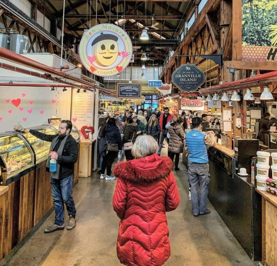 things to do when vacationing in vancouver granville island