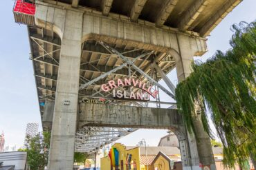Granville Island neighbourhood guidebook