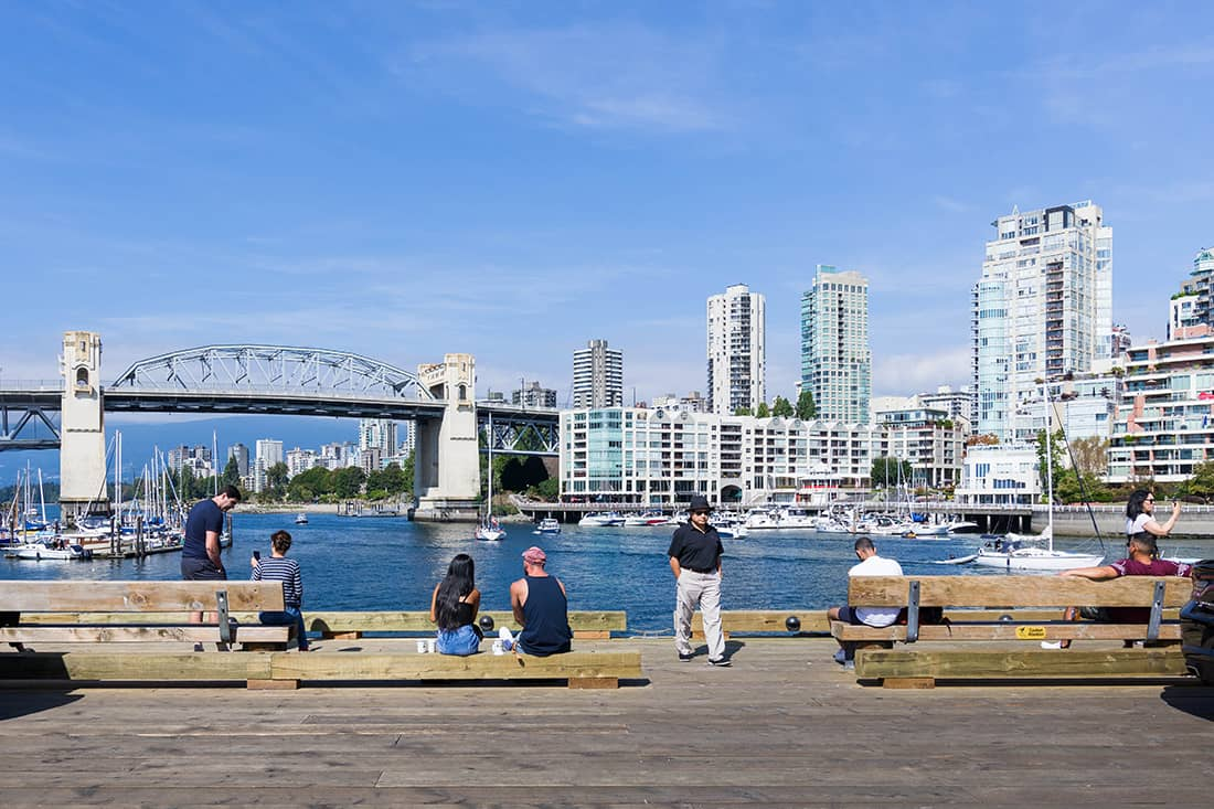 Granville Island neighbourhood guidebook view 2