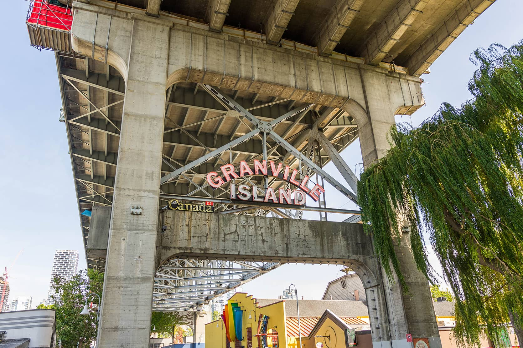Granville Island neighbourhood guidebook
