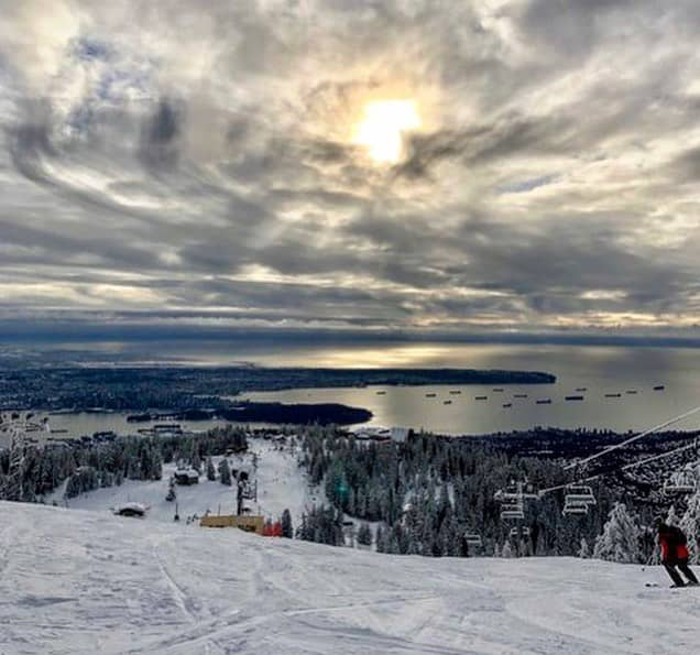 best activities in vancouver during winter grouse mountain