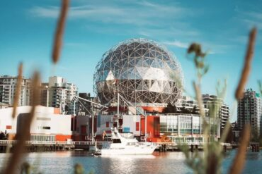 best activities in vancouver during winter - science world exterior