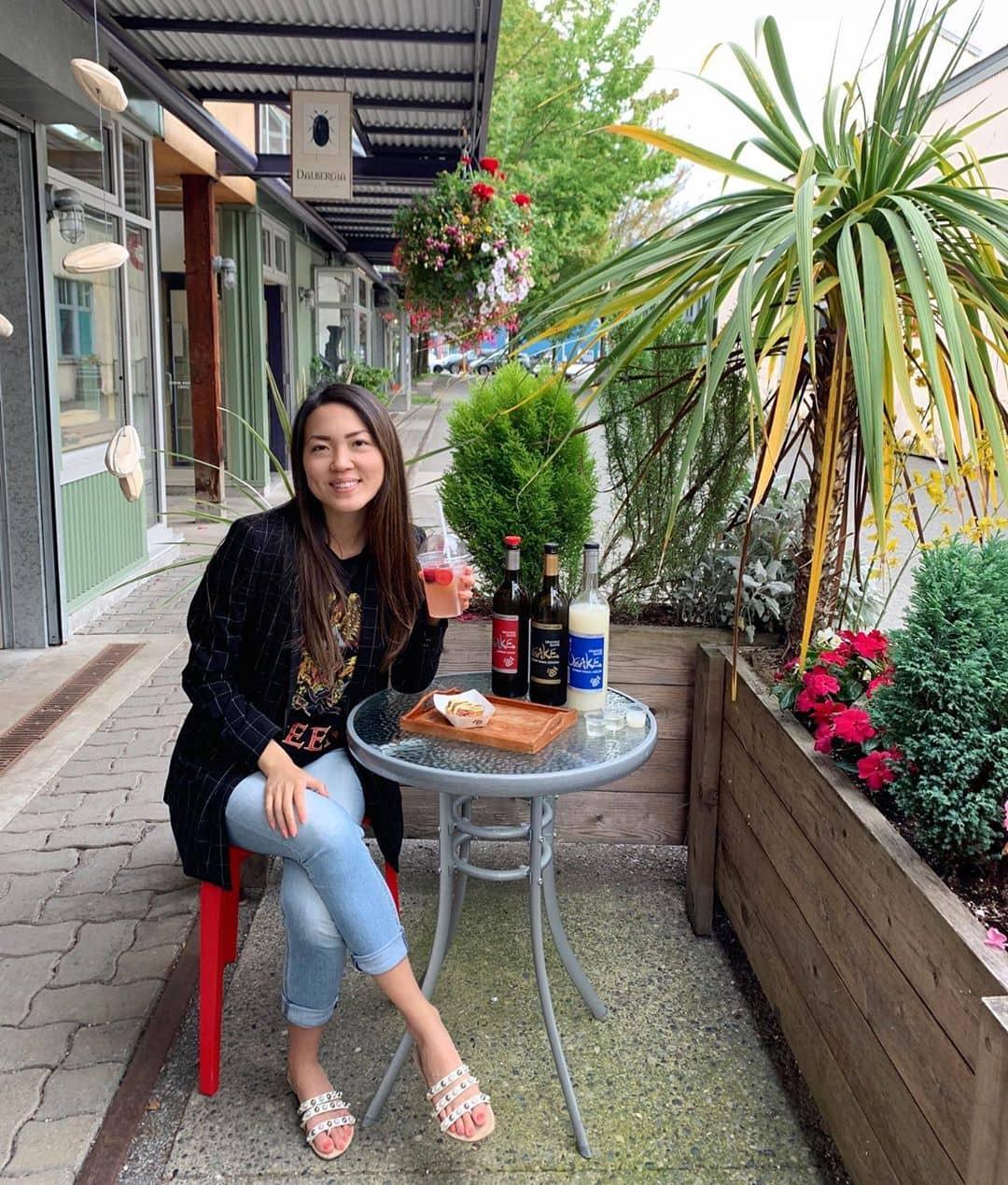 granville island neighbourhood guidebook artisan sake maker