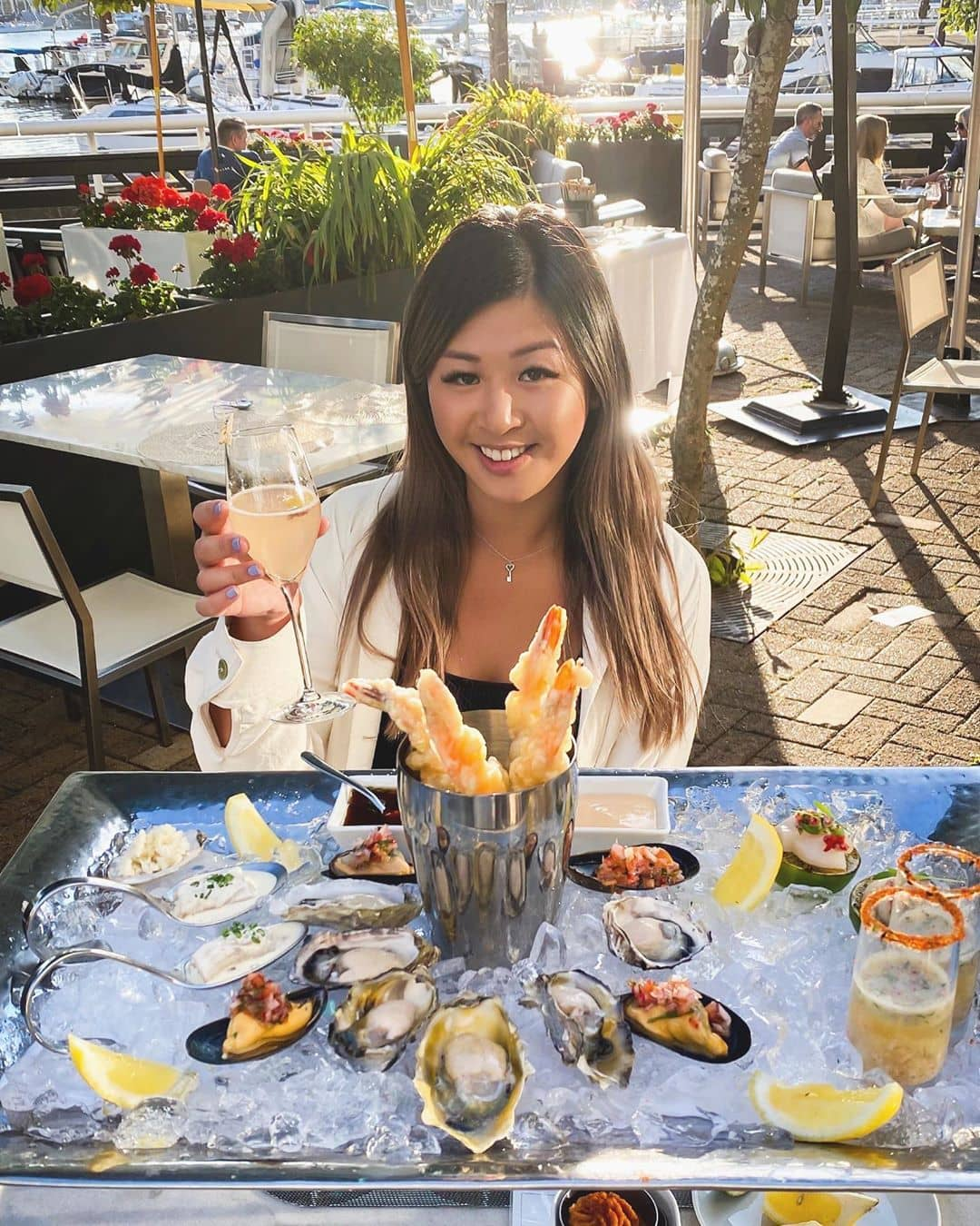 noms mag best date spots in vancouver Ancora waterfront