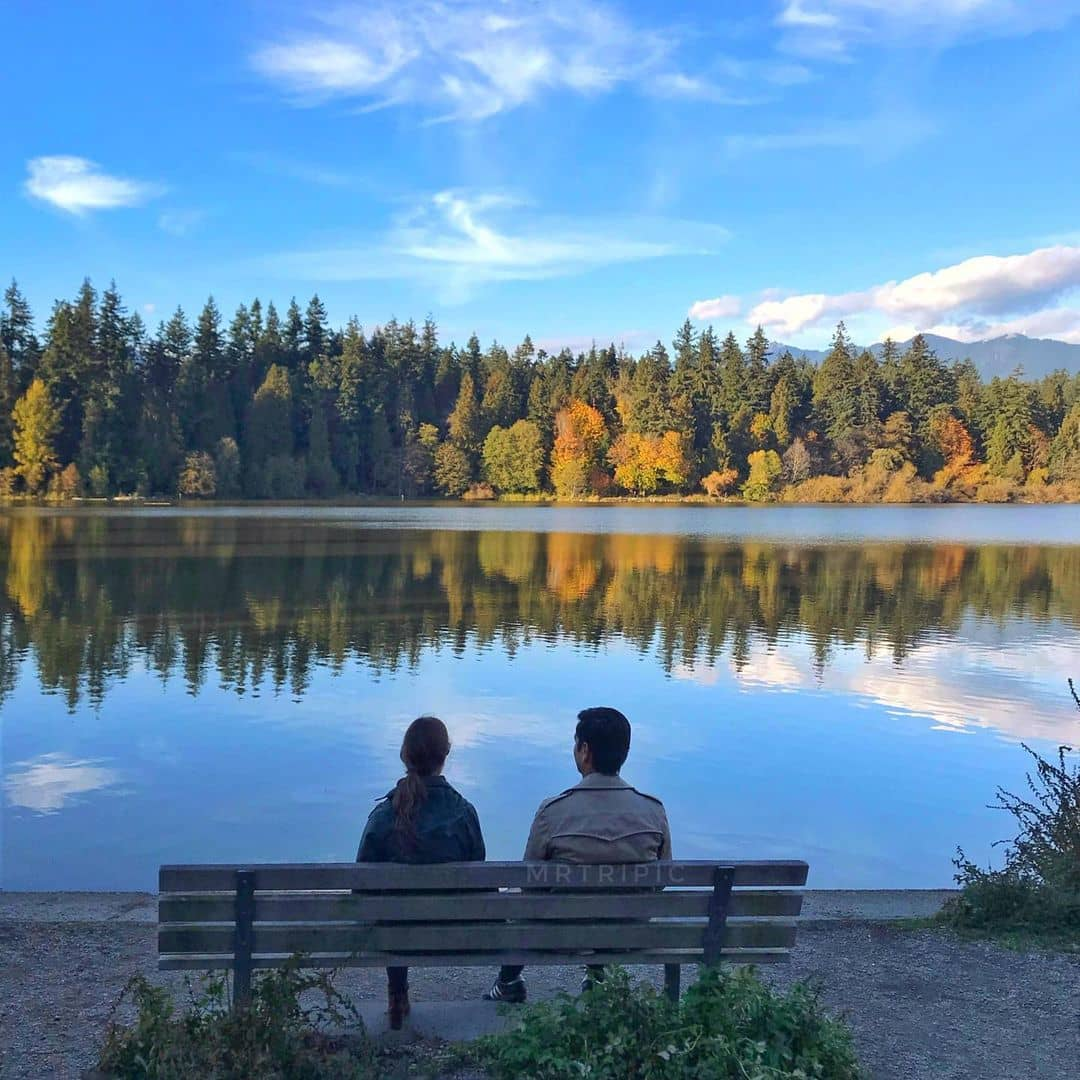Vancouver hidden gems beaver park in stanley park