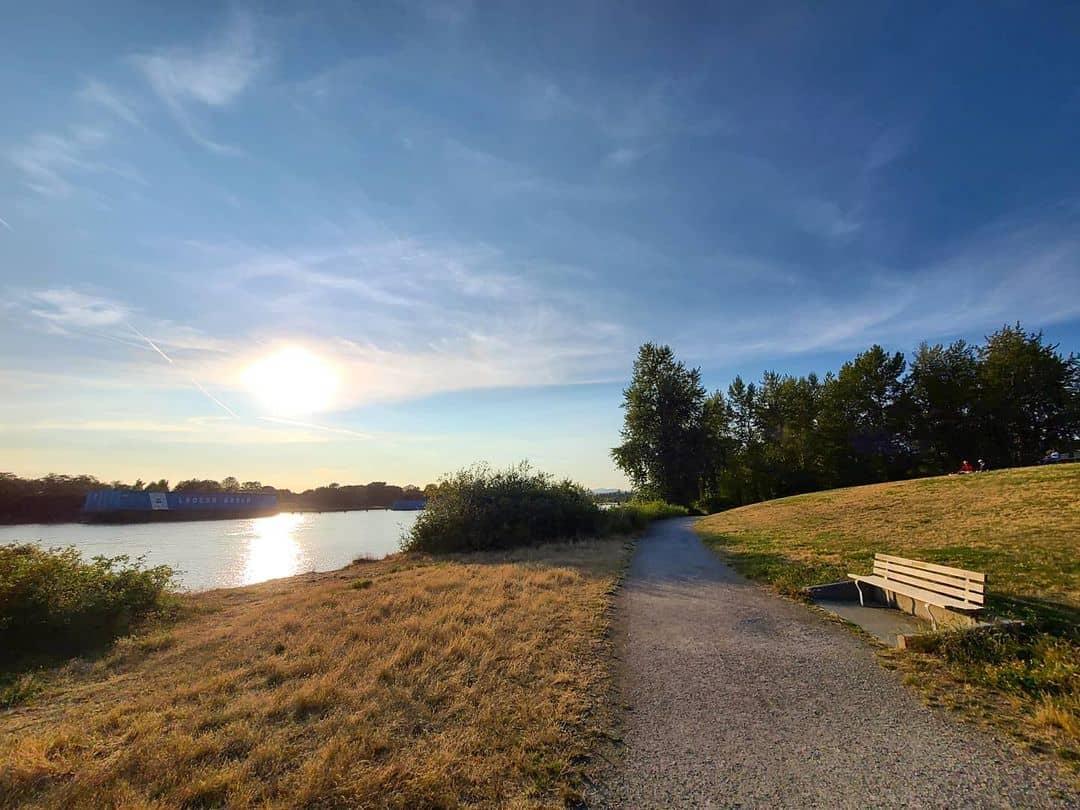 Vancouver hidden gems fraser river park