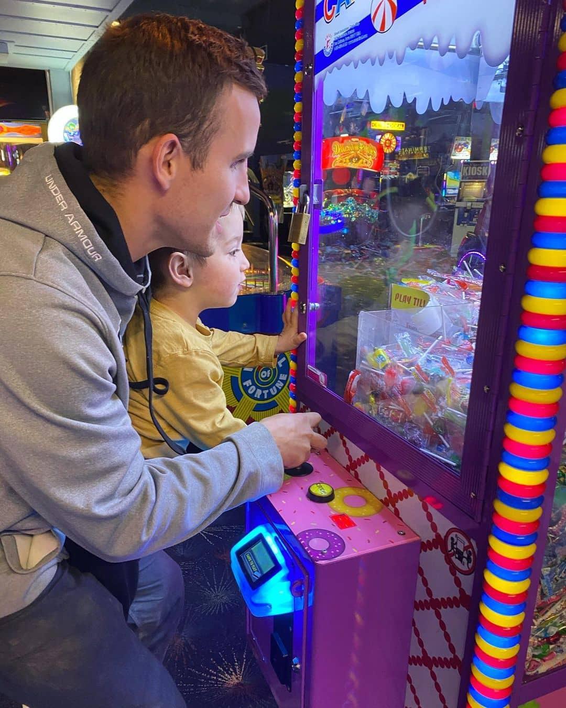Vancouver kid friendly activities castle fun park