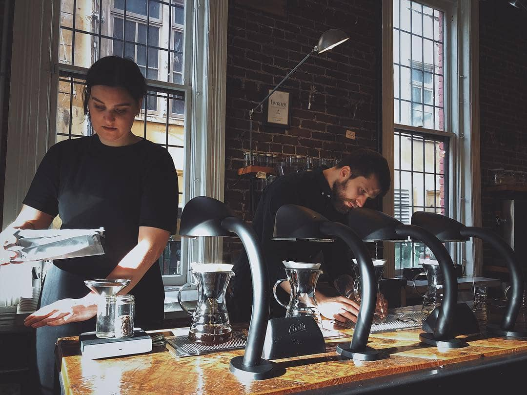best coffee shops in vancouver revolver